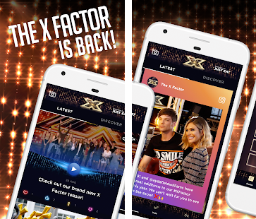 X Factor UK Apk