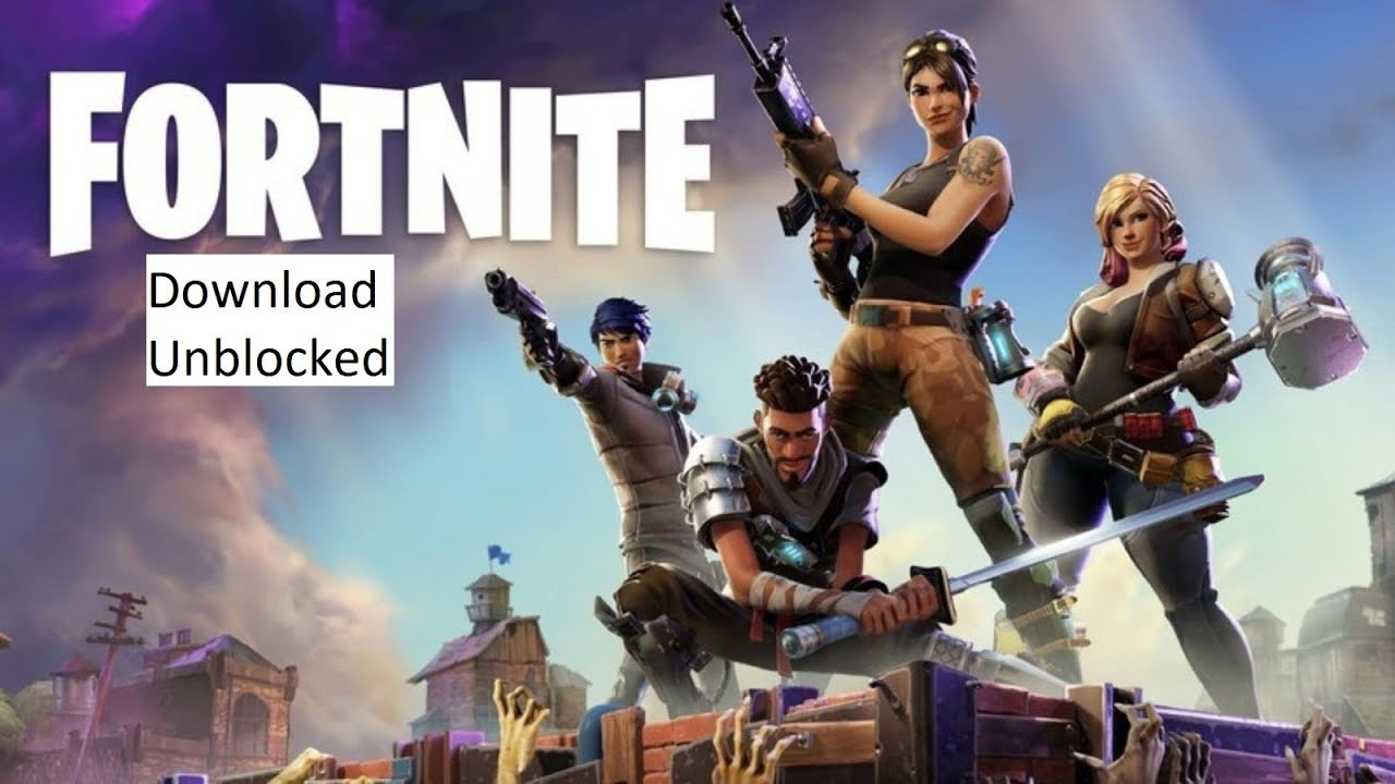 Fortnite Unblocked Download