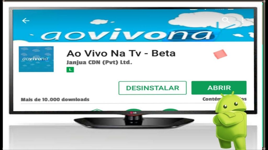 AO VIVO Na TV Apk