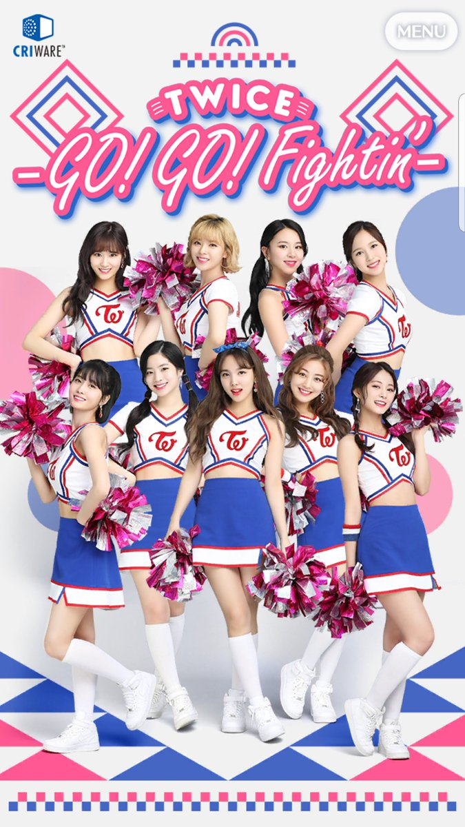 Twice Go Go Fighting Apk