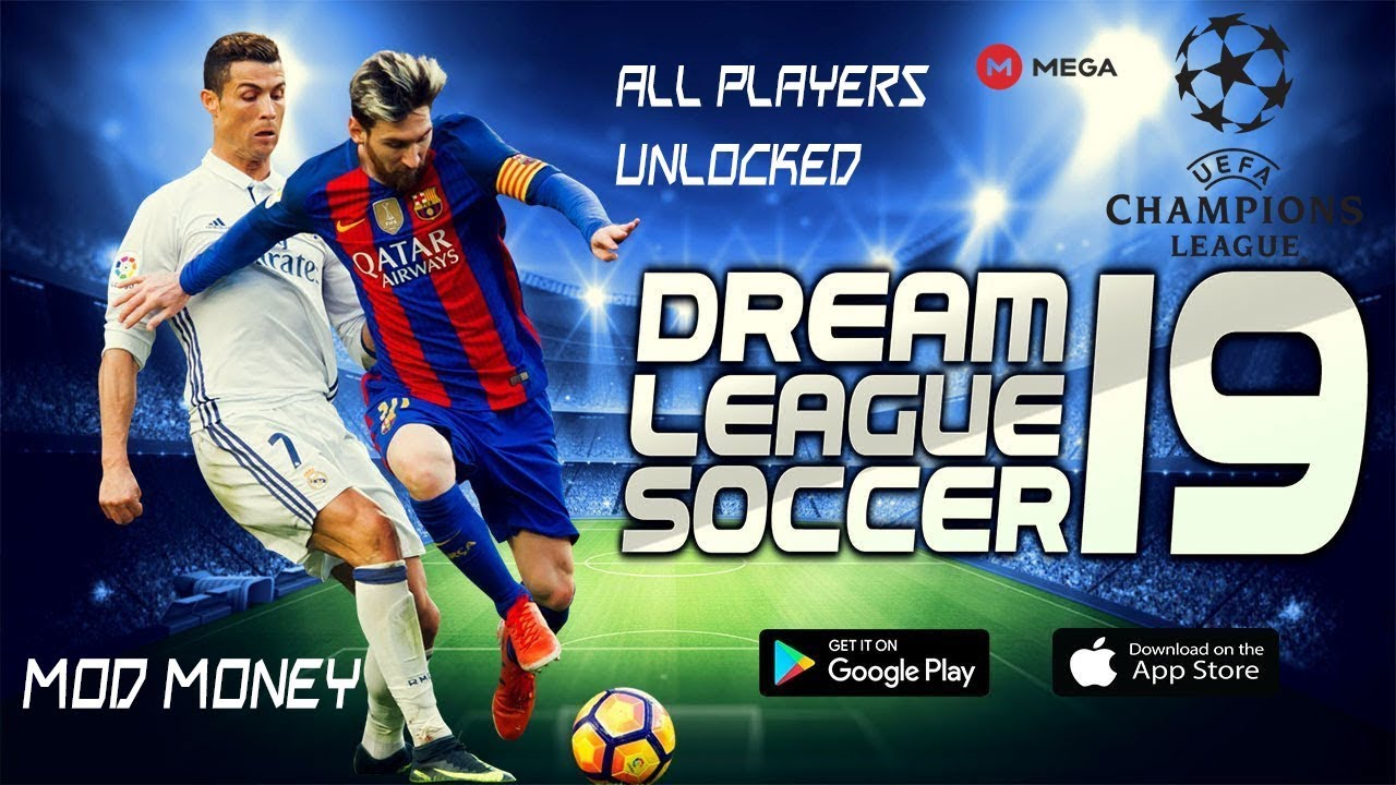 Telecharger Dream League Soccer 2019 Apk