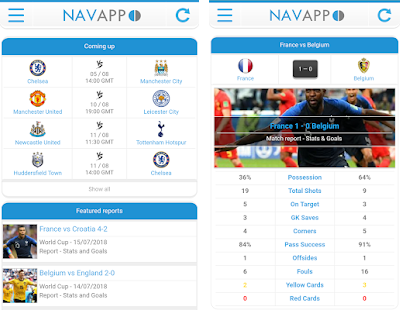 Navixsport Plus Apk