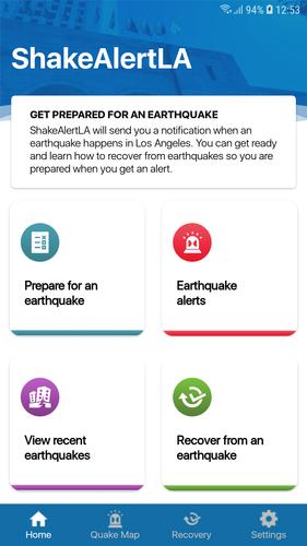 ShakeAlertLA App Download