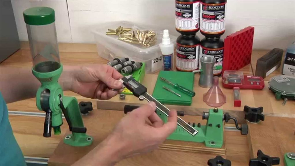 What is needed to Start Reloading Press?
