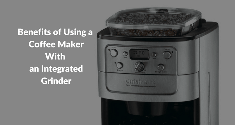 Benefits of Coffee Makers
